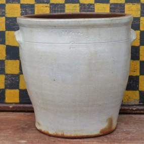 E.L. Farrar, Iberville, stoneware crock