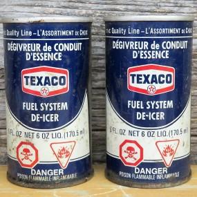#32146 -  Petits contenants Texaco