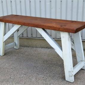 #32157 - 265$ Table, établi de travail, banc