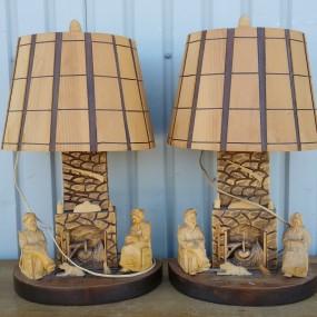 St-Jean-Port-Joli lamps
