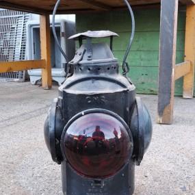 Lanterne, fanal de train C.N.R.