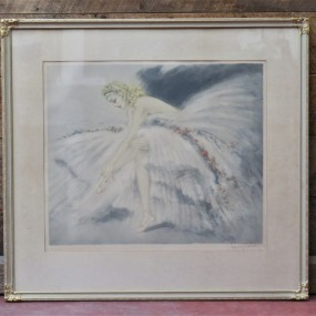 Louis Icart lithography