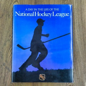 Livre, A day in the life of the National Hockey League