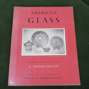 American glass, book