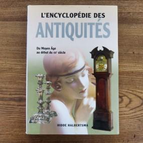 Livre, L'encyclopédie des antiquités
