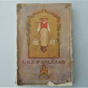 Livre de référence sur L'île d'Orléans