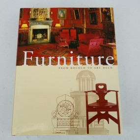 Furniture from Rococo and art deco book