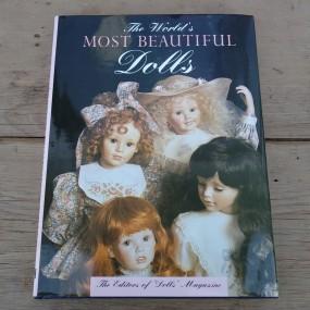 Livre, The World's most beautiful dolls