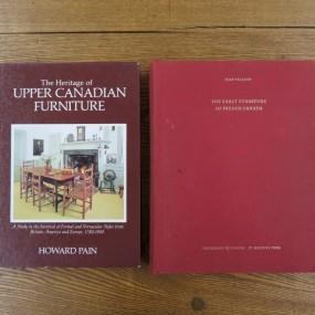 Livres de Howard Pain et (Jean Palardy VENDU)