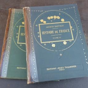 Books, L'histoire de la France