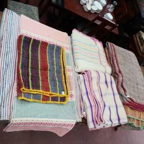 Lot de couvertures