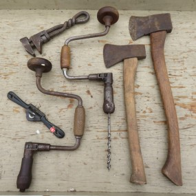 Tools ( axe sold )