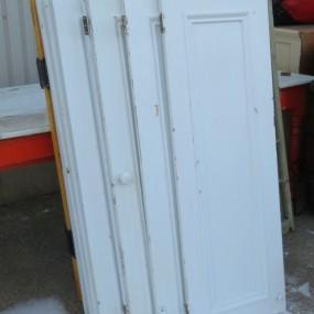 Lot de portes d'armoire