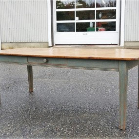 Country table, has been restored