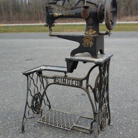 Shoemaker Singer sewing machine
