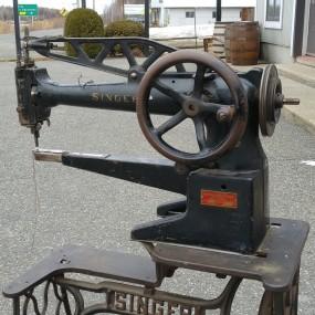 Shoemaker sewing machine