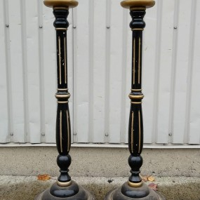 Church candlestick