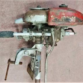 Vintage neptune boat motor