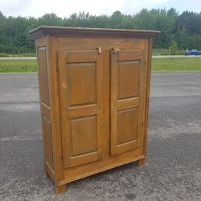 QUEBEC PINE ARMOIRE, Cupboard