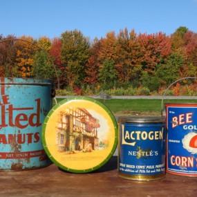 #33232 -  Tin cans
