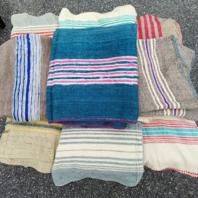 Lot of blanket