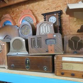 Plusieurs radios en inventaire