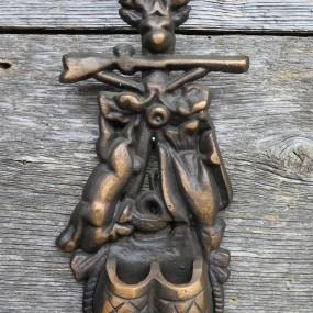 Porte-allumette (reproduction)