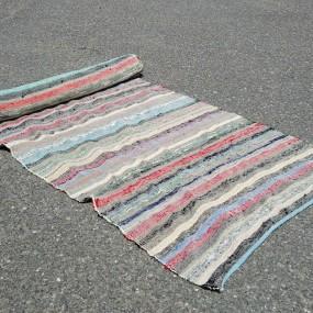 Rouleau de tapis, laize