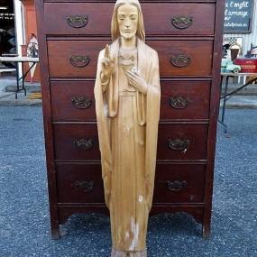 Religious statue, sculpture