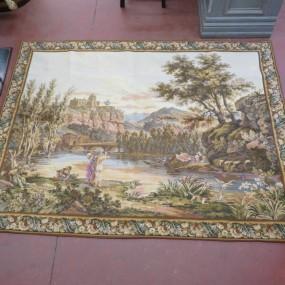 Beautiful tapestry in Gobelin's point