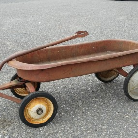 Little express wagon for child