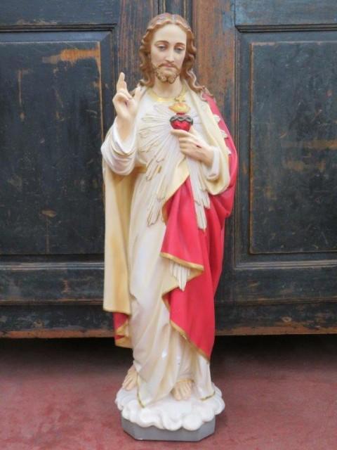 Statues religieuses en plâtre 3