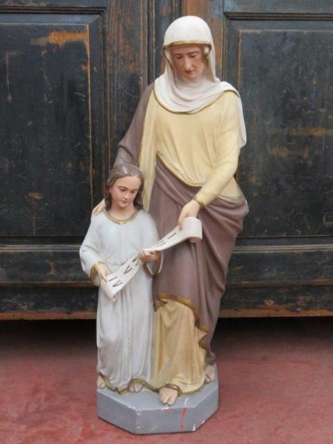 Statues religieuses en plâtre 6