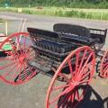 Calèche, carriole, voiture double à chevaux - 3