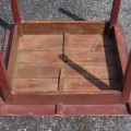 Square nails table - 3