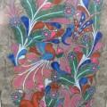 Tableau, peinture signée Rubin - 3