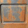 Armoire bahut en pin, chevilles de bois - 6