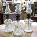 Lampes à l'huile miniatures - 1