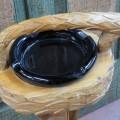 Cendrier sculpté en bois - 2