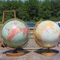 Globes terrestre - 1