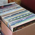 Lot de disques, vinyles - 2