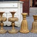 Sculptures Italiennes en bois - 1