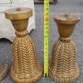 Sculptures Italiennes en bois - 2