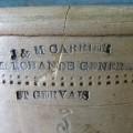 Jarre, tinette de marchand, St-Gervais - 2