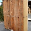 Very old pine cupboard, armoire - 3