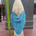 Statue religieuse en plâtre - 3