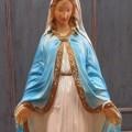 Statue religieuse en plâtre - 4