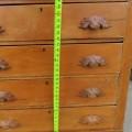Commode antique en pin - 3