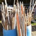 Lot de moulures en bois - 1