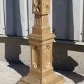Chandeliers sculptés en bois - 4